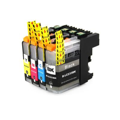 LC233 / LC235 / LC237 printer compatible ink cartridge for brother DCP...