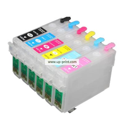 T0791 Refillable ink cartridge for EPSON Stylus Photo 1400/PX700W/PX80...