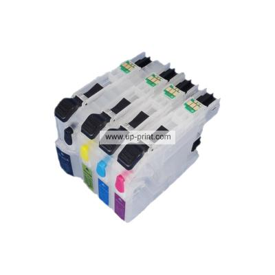 LC201 LC203 Refillable Ink Cartridges for Brother MFC-J460DW J480DW J4...
