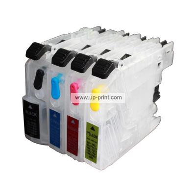 LC263 LC261 Refillable Ink Cartridges for Brother DCP-J562DW MFC-J480D...