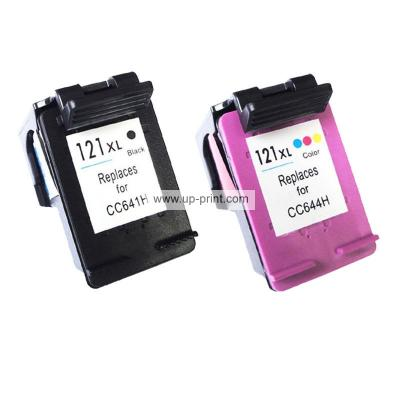 Ink Cartridge for HP121 black inkjet printer cartrdge